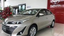 Cần bán xe Toyota Vios 1.5G năm sản xuất 2019, màu nâu