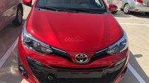 Bán Toyota Yaris 1.5G cao cấp 2019, màu đỏ, xe nhập, giá chỉ 625 triệu khuyến mãi tốt