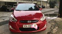 Cần bán gấp Hyundai Accent năm sản xuất 2015, màu đỏ, nhập khẩu