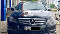 Bán Mercedes C300 AMG đời 2013, màu đen, nhập khẩu