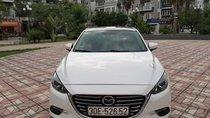 Cần bán Mazda 3 Facelift 1.5AT 2017, màu trắng như mới, giá 648tr