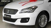 Bán ô tô Suzuki Ciaz 2019 đưa trước 173 tr
