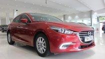 Bán Mazda 3 năm sản xuất 2018, màu đỏ như mới