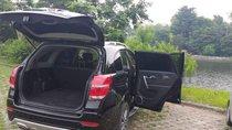 Bán Chevrolet Captiva đời 2017, màu đen, số tự động