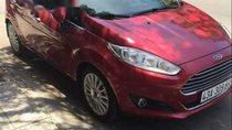 Cần bán lại xe Ford Fiesta AT 2017, màu đỏ ít sử dụng giá cạnh tranh