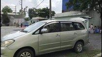 Bán Toyota Innova J năm 2008, màu bạc, xe nhập