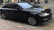 Bán Audi A6 năm sản xuất 2017, màu đen, nhập khẩu