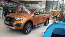 Bán xe Ranger Wildtrack 2.0L 4x4 AT Bi- Turbo 2019 nhập khẩu giá cạnh tranh
