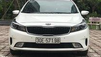 Bán Kia Cerato 2016 màu trắng bản 1.6AT