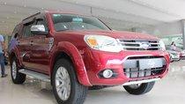 Bán xe Ford Everest Diesel 2.5 AT sản xuất năm 2014, màu đỏ, 620tr
