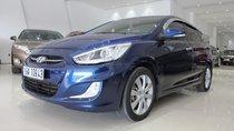 Bán xe Hyundai Accent Blue sản xuất năm 2015, màu xanh lam, nhập khẩu, giá chỉ 445 triệu