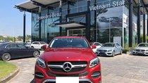 Bán Mercedes GLE 400 Coupe màu đỏ/kem sản xuất 2018 đăng ký 2019, tên tư nhân