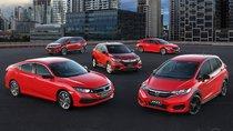 Honda CR-V, HR-V, Civic và Jazz bản đặc biệt kỷ niệm 50 năm tại Úc