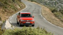 375 xe Volkswagen Tiguan bị triệu hồi do lỗi hệ thống treo sau