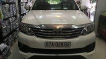 Cần bán lại xe Toyota Fortuner năm 2014, màu trắng, giá chỉ 780 triệu