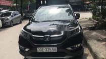 Bán Honda CR V sản xuất 2016, màu đen như mới