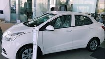 Bán Hyundai Grand i10 sản xuất năm 2019, màu trắng, giá chỉ 349.5 triệu