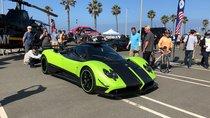 Dàn mẫu siêu xe hiếm nhất trên thế giới quy tụ tại sự kiện Cars N' Copters