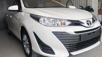 Cần bán xe Toyota Vios 1.5E MT 2019, màu trắng