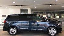 Bán xe Kia Sedona Platinum G 2019, màu xanh lam