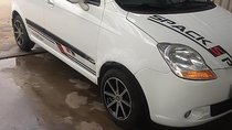 Bán ô tô Chevrolet Spark LT 0.8 MT năm 2009, màu trắng
