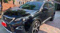 Bán xe Peugeot 3008 G sản xuất năm 2017, màu đen như mới