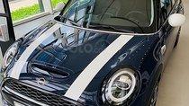Bán xe Mini Cooper S 5Dr năm sản xuất 2018, màu xanh lam, xe nhập