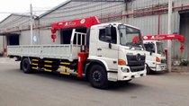 Bán xe tải Hino FG 8 tấn gắn cẩu Unic URV550-5 Khúc