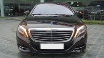 Bán Mercedes S500 năm 2016, màu đen, nhập khẩu -. LH: 0981810161