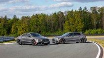 Bộ đôi Mercedes-AMG CLA 45 và A 45 2020 ra mắt tại Goodwood Festival of Speed
