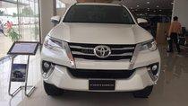 Toyota Fortuner máy dầu, số tự động, khuyến mãi cực tốt