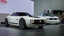 Honda Sports EV - xe thể thao mới đăng ký bản quyền đã lộ diện