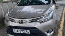 Bán Toyota Vios năm 2014, màu bạc, xe nhập, giá cạnh tranh
