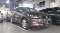 Bán Volkswagen Polo đời 2017, màu nâu, nhập khẩu