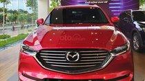 Bán Mazda CX8 có xe giao ngay, hỗ trợ vay 90-100% giá trị xe, liên hệ ngay