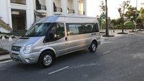 Cần bán Ford Transit Lx năm 2014, màu bạc chính chủ