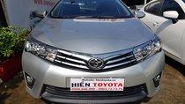 Toyota Corolla altis 1.8 năm sản xuất 2015, màu bạc