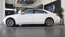 Cần bán xe Mercedes S450L Luxury năm 2019, màu trắng