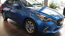 Bán Mazda 2 Deluxe 2019, màu xanh lam, nhập khẩu