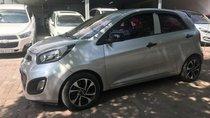 Cần bán xe Kia Morning Van sản xuất năm 2014, màu bạc, nhập khẩu