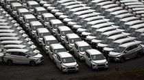 Nửa đầu năm 2019, lượng ô tô nhập khẩu đã tăng gấp 6 lần