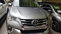 Bán Toyota Fortuner 2.7V SX 2017, màu bạc, nhập khẩu nguyên chiếc