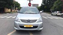 Cần bán xe Toyota Innova 2.0G đời 2009, màu bạc. Nói không với lỗi nhỏ, xe taxi dịch vụ