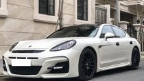 Cần bán Porsche Panamera model 2011, màu trắng, nhập Mỹ