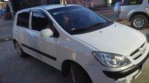 Bán ô tô Hyundai Getz đời 2008, màu trắng, nhập khẩu nguyên chiếc, đăng ký 2009