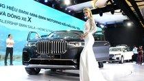 Thaco chính thức tung dòng xe BMW X-Series tại Việt Nam, nổi bật là BMW X7