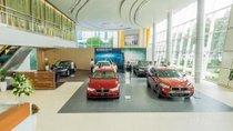 Cận cảnh tổ hợp showroom BMW Sala hiện đại của 3 thương hiệu BMW, MINI, Motorrad tại TPHCM