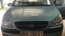 Cần bán gấp Hyundai Getz sản xuất năm 2008, nhập khẩu, xe đẹp