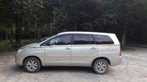 Bán Toyota Innova sản xuất năm 2007, xe nhập