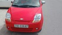 Cần bán xe Chevrolet Spark Van năm 2014, màu đỏ còn mới